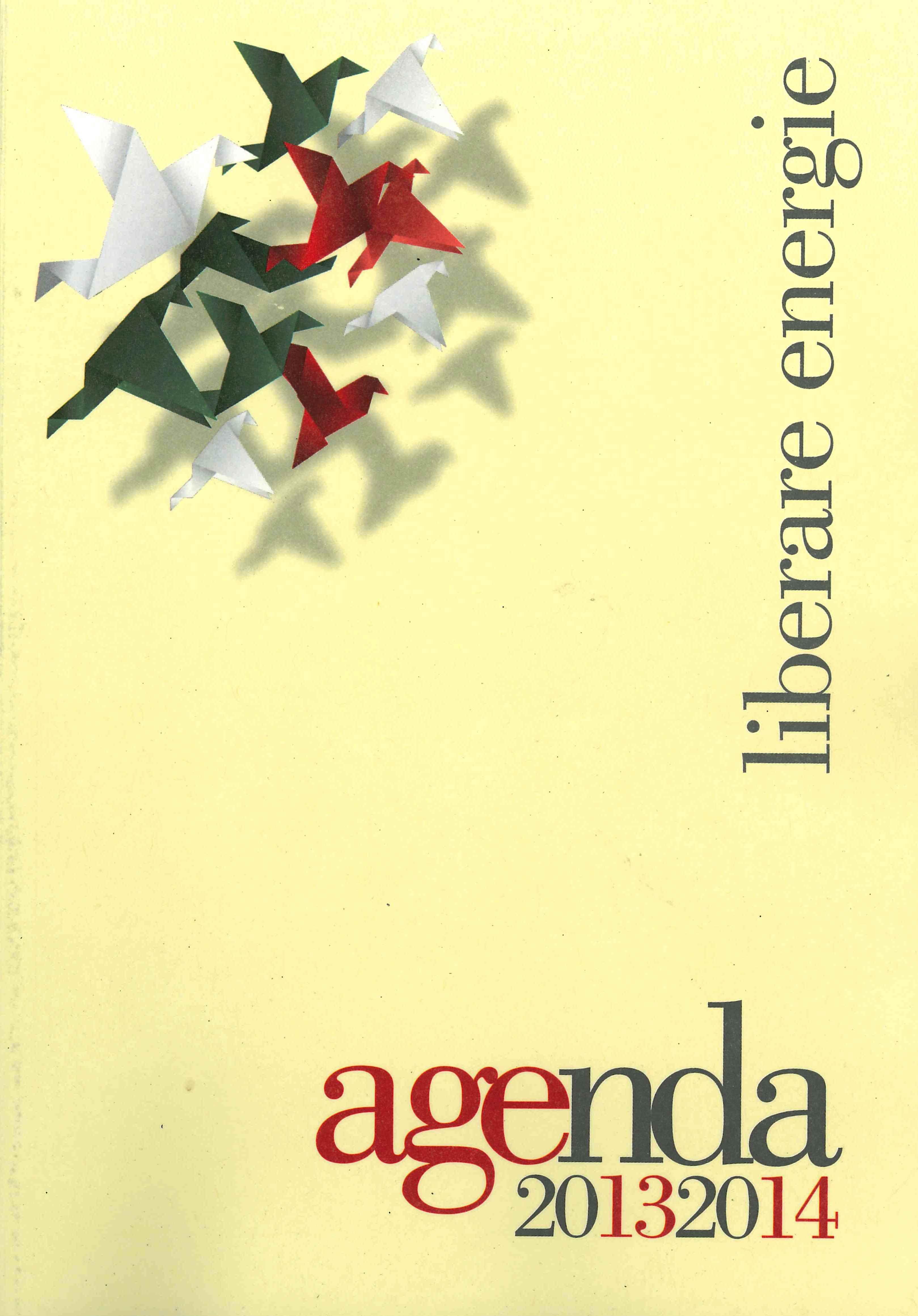 AGENDA 2013-2014, DIALOGO FRA CARTA E WEB