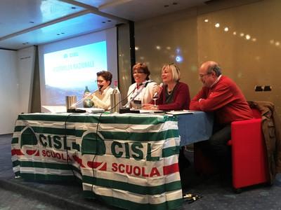 CISL SCUOLA - ASSEMBLEA NAZIONALE LINEE