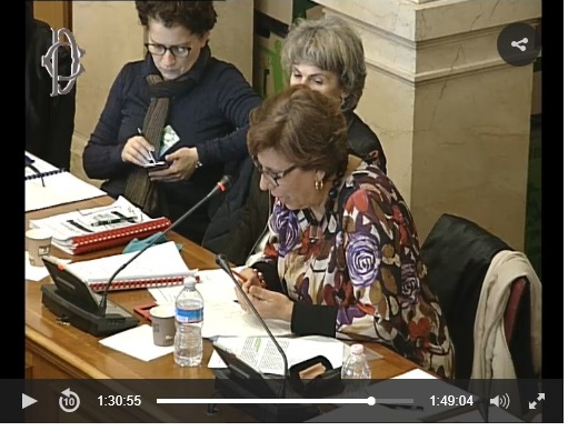 Sulle deleghe attuative della legge 107 sindacati in for Formazione della camera dei deputati